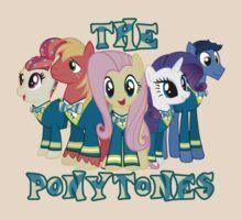 The Ponytones by LegendDestroye