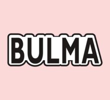 B U L M A by Sharkanakronism