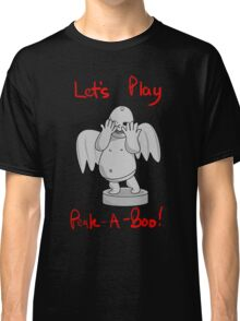 The Weeping Angels Game Classic T-Shirt