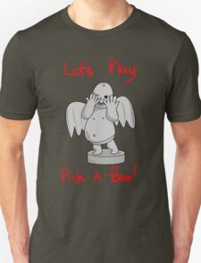 The Weeping Angels Game T-Shirt
