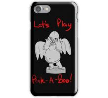 The Weeping Angels Game iPhone Case/Skin