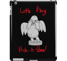 The Weeping Angels Game iPad Case/Skin