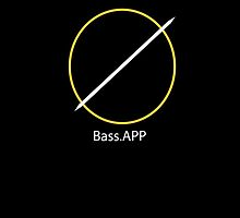 Bass.EXE iDevice Case by Bryan Buckingham-Jacobs
