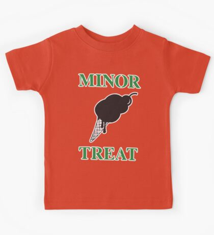 Minor Treat Kids Tee