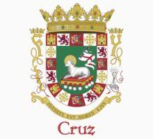 Cruz Shield of Puerto Rico by William Martin