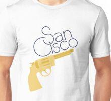 Golden Revolver Unisex T-Shirt