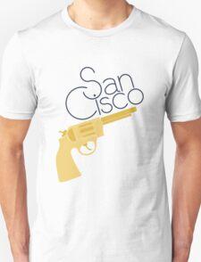 Golden Revolver T-Shirt