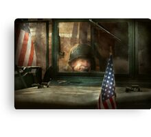 Army - Semper Fi Canvas Print