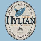 Hylian Hero's Stout by Rachael Thomas