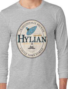 Hylian Hero's Stout Long Sleeve T-Shirt