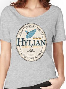 Hylian Hero's Stout Women's Relaxed Fit T-Shirt