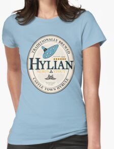 Hylian Hero's Stout Womens Fitted T-Shirt