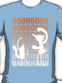 Regular Show / Mordecai & Rigby Tee / Light Variant T-Shirt