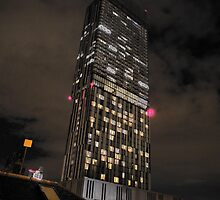 Beetham Tower by Callum Bleasdale