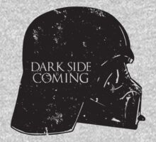 Dark side is coming by piluc