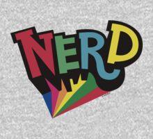 Nerd Spotlight Kids Clothes