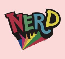 Nerd Spotlight Kids Clothes