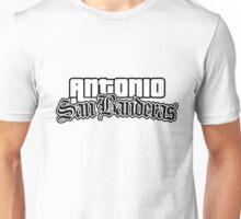Antonio Banderas (San Andreas Style) Unisex T-Shirt