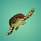 Sea the Turtle by Jen Coutu