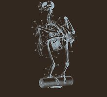Skelly Bird (Light) Unisex T-Shirt