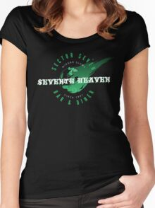 Seventh Heaven Women's Fitted Scoop T-Shirt