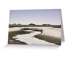 Ness - A View  Greeting Card