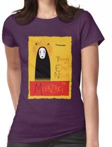 L'esprit noir Womens Fitted T-Shirt