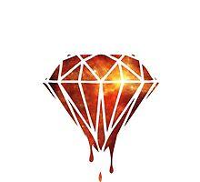 Space Blood Diamond  by SuperSteve