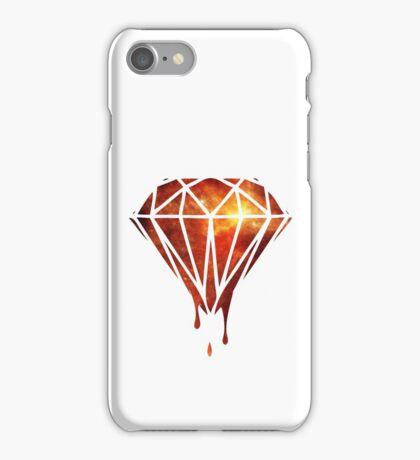 Space Blood Diamond  iPhone Case/Skin