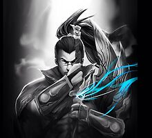 Yasuo - League of Legends - LoL by sakha
