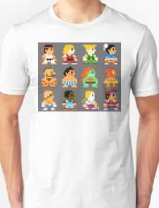 8 Bit Street Fighter T-Shirt