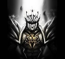 Jarvan IV- League of Legends - LoL by sakha