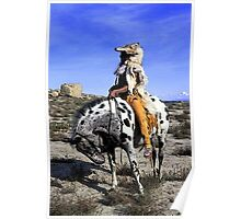Appaloosa Memories Of The Past Poster