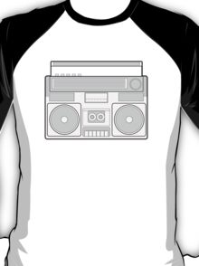 Speaker Vector Art T-Shirt