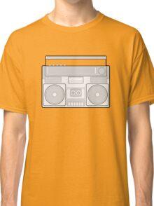 Speaker Vector Art Classic T-Shirt