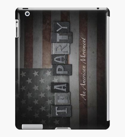 An American Movement iPad Case/Skin