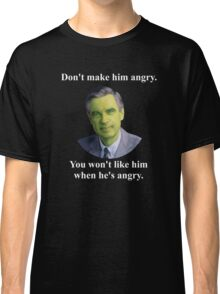 Fred Rogers Smash! Classic T-Shirt