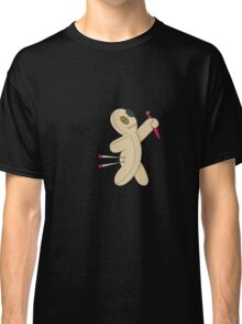 pin cushion voodoo doll with brush Classic T-Shirt