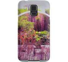 Wedding garden Samsung Galaxy Case/Skin