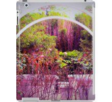 Wedding garden iPad Case/Skin