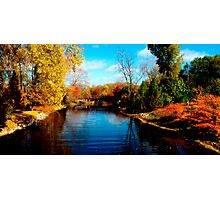 fall scape Photographic Print