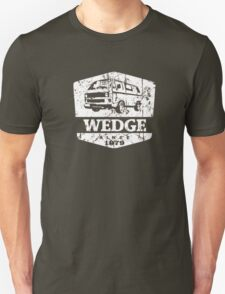 vw wedge kombie Unisex T-Shirt