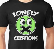 Lonely Creations Green Unisex T-Shirt