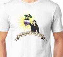 Biggest Turnip Unisex T-Shirt