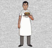 Archer's Burgers Kids Clothes