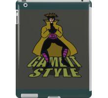 Gambit Style iPad Case/Skin