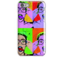 Miley Warhol iPhone Case/Skin