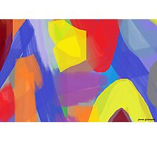 Color Stew Photographic Print