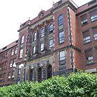 Saint John High School by Martha Medford