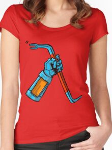Half Life Tee Women's Fitted Scoop T-Shirt